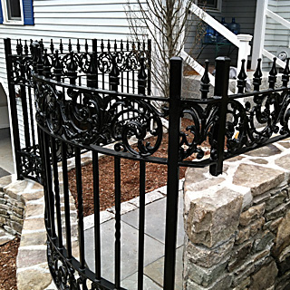 Norfolk Iron Works Residential Services